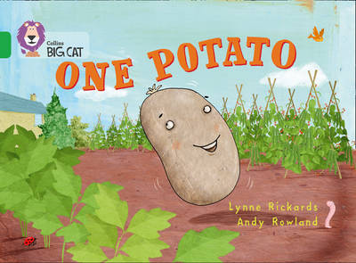 One Potato Band 05/Green by Lynne Rickards