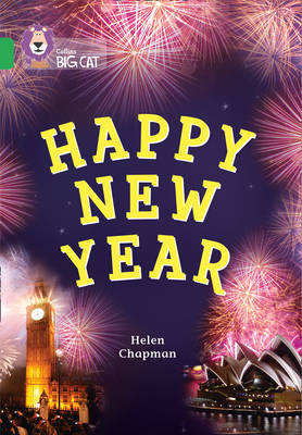 Happy New Year: Band 05/Green by Helen Chapman