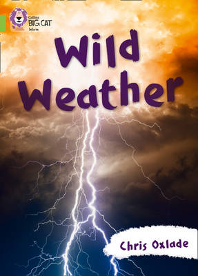 Wild Weather Band 11/Lime by Chris Oxlade