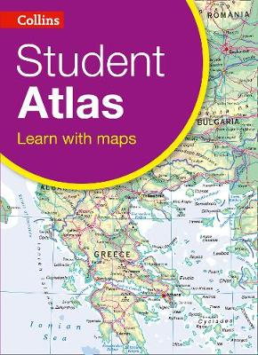 Collins Student Atlas Collins Student Atlas by Collins Maps