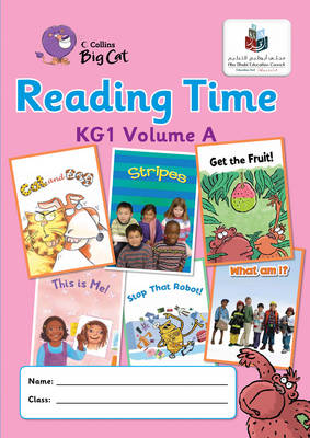 ADEC KG 1 Volume A by Monica Hughes, Alison Sage, Charlottle Guillian, Maoliosa Kelly