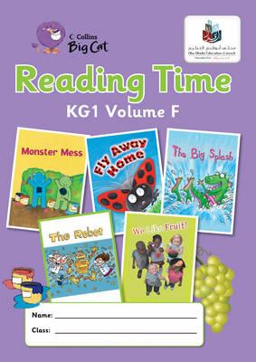 ADEC KG 1 Volume F by Tasha Pym, Shoo Rayner, Gill Budgell, Maureen Haselhurst