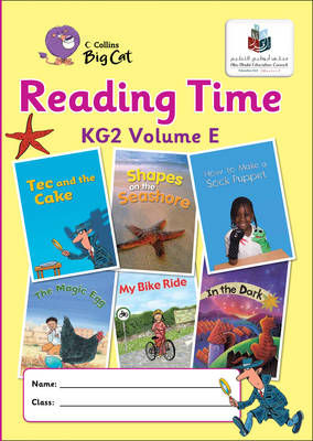 ADEC KG 2 Volume E by Jullian Powell, Claire Llewellyn, Maoliosa Kelly, Frances Ridley