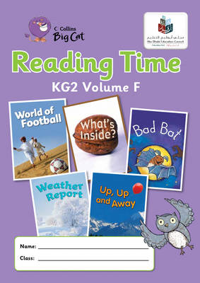 ADEC KG 2 Volume F by Sue Graves, Alison Hawes, Monica Hughes, Daniel Nunn