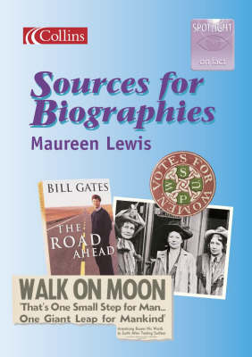 Sources for Biographies by Maureen Lewis