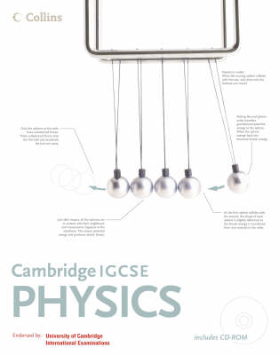 IGCSE Physics for CIE by Malcolm Bradley, Chris Sunley