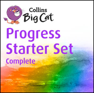 Collins Big Cat - Progress Starter Set by