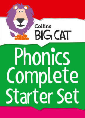 Complete Phonics Starter Set Band 01a Pink - Band 04 Blue by