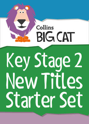 Key Stage 2 New Titles Starter set by