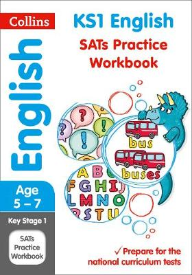 KS1 English Practice Workbook by