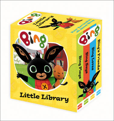 Bing's Little Library by
