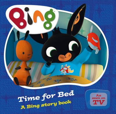 Bing Time for Bed by