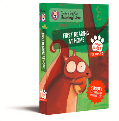 Level 1: First Reading at Home by