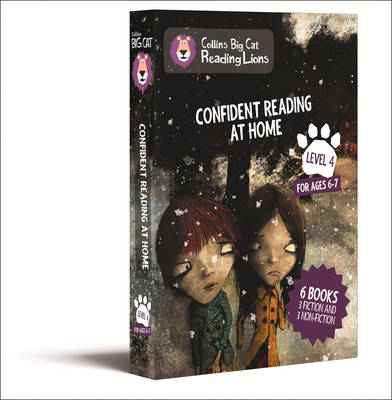 Collins Big Cat Reading Lions - Level 4: Confident Reading at Home by