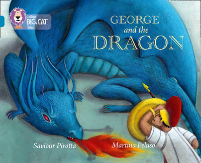 George and the Dragon Band 13/Topaz by Saviour Pirotta