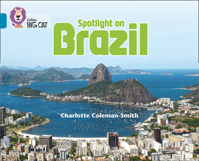 Spotlight on Brazil Topaz by Charlotte Coleman-Smith