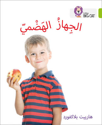 Collins Big Cat Arabic Readers The Digestive System: Level 11 by Harriet Blackford