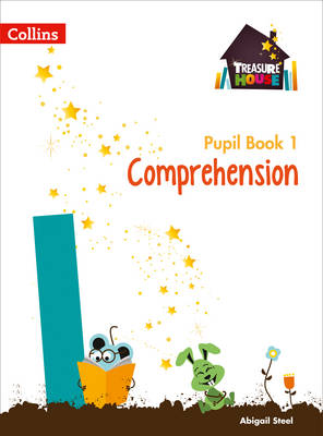 Comprehension Year 1 Pupil Book by Abigail Steel