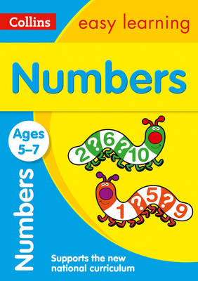 Numbers Ages 5-7: New Edition by Collins Easy Learning