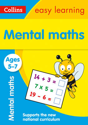 Mental Maths Ages 5-7 by Collins Easy Learning, Peter Clarke