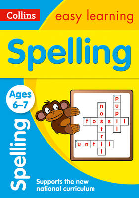 Spelling Ages 6-7 by Collins Easy Learning, Karina Law