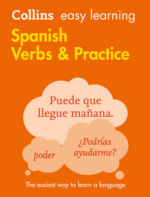 Easy Learning Spanish Verbs and Practice by Collins Dictionaries