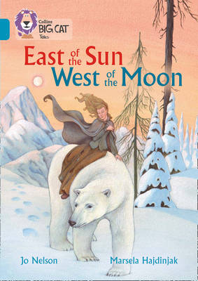East of the Sun, West of the Moon Band 13/Topaz by Jo Nelson