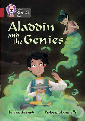 Collins Big Cat Aladdin and the Genies: Band 14/Ruby by Vivian French