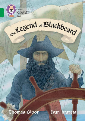 The Legend of Blackbeard Band 15/Emerald by Thomas Bloor, Philip Reeve