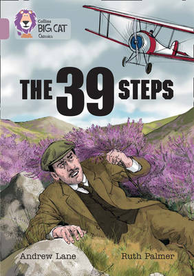 The 39 Steps: Band 18/Pearl by Andrew Lane