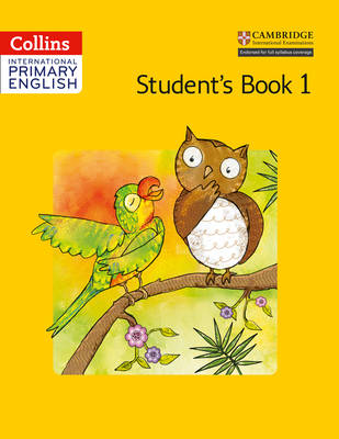 Cambridge Primary English Student's Book 1 by Joyce Vallar