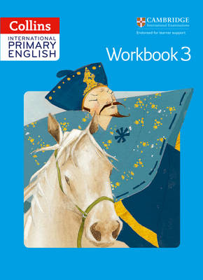 Cambridge Primary English Workbook 3 by Daphnee Paizee