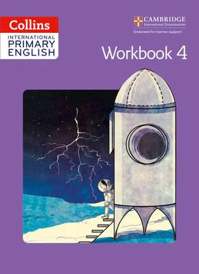 Cambridge Primary English Workbook 4 by Catherine Baker