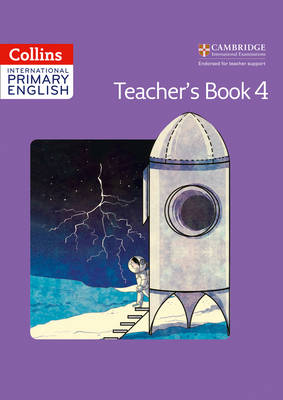 Collins International Primary English Cambridge Primary English Teacher's by Catherine Baker