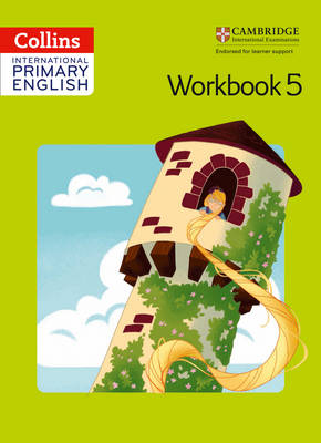 Cambridge Primary English Workbook 5 by Fiona Macgregor