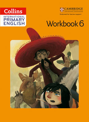 Collins International Primary English Cambridge Primary English Workbook 6 by Jennifer Martin