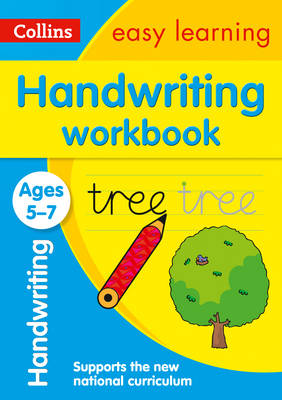 Handwriting Workbook Ages 5-7 by Collins Easy Learning