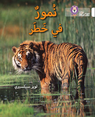 Collins Big Cat Arabic Readers Tigers in Danger: Level 10 by Louise Spilsbury