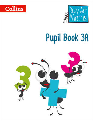 Pupil Book 3a by Peter Clarke
