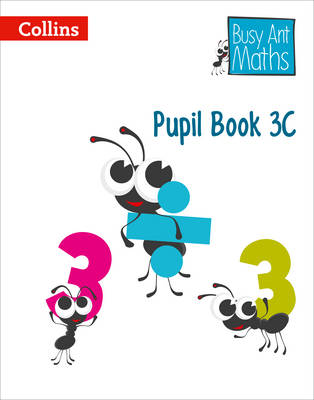 Pupil Book 3C by Peter Clarke