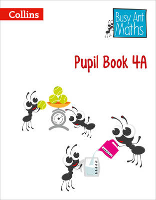 Pupil Book 4A by Peter Clarke