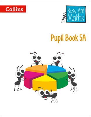 Pupil Book 5A by Peter Clarke