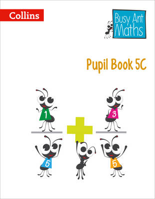 Pupil Book 5C by Peter Clarke