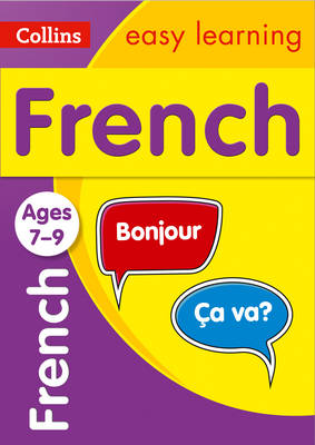French Ages 7-9 by Collins Easy Learning