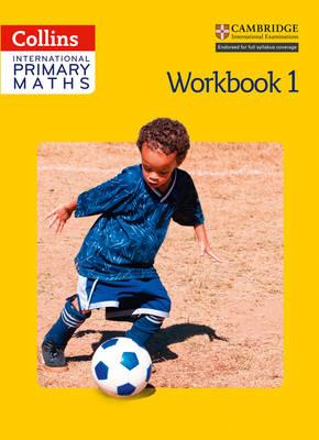 Collins International Primary Maths - Workbook 1 by Lisa Jarmin, Ngaire Orsborn