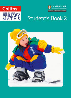 Collins International Primary Maths Student's Book by Lisa Jarmin, Ngaire Orsborn