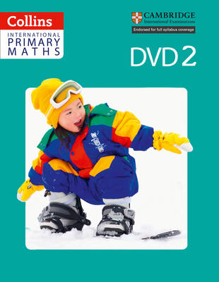 Collins International Primary Maths - DVD 2 by Lisa Jarmin, Ngaire Orsborn