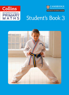 Collins International Primary Maths: Student's Book 3 by Paul Wrangles, Caroline Clissold