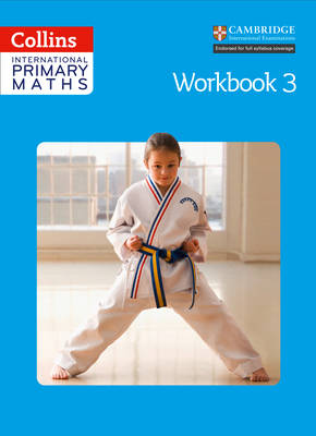 Collins International Primary Maths: Workbook 3 by Paul Wrangles, Caroline Clissold