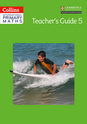Collins International Primary Maths Teacher's Guide 5 by Paul Wrangles, Paul Hodge